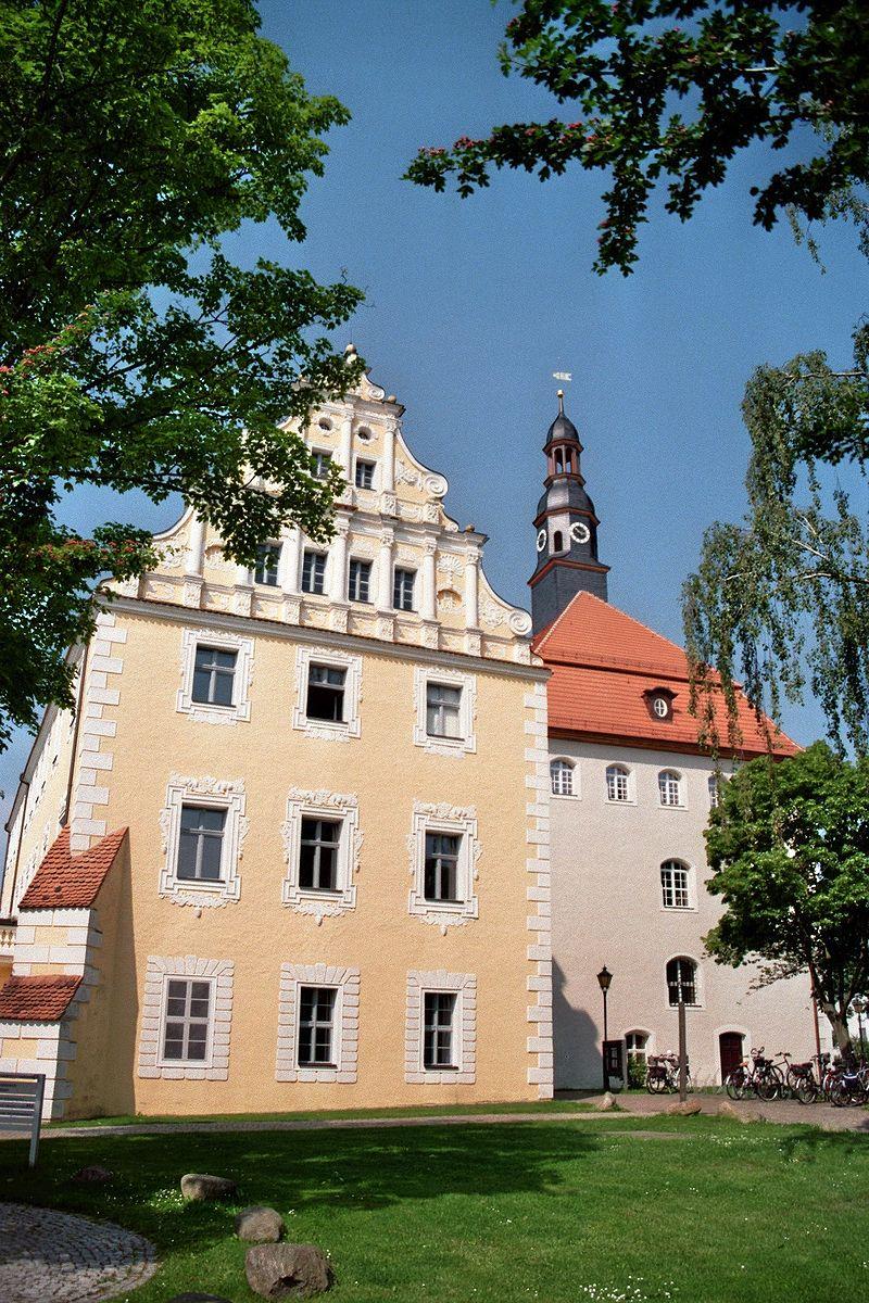 Bild Schloss Lübben