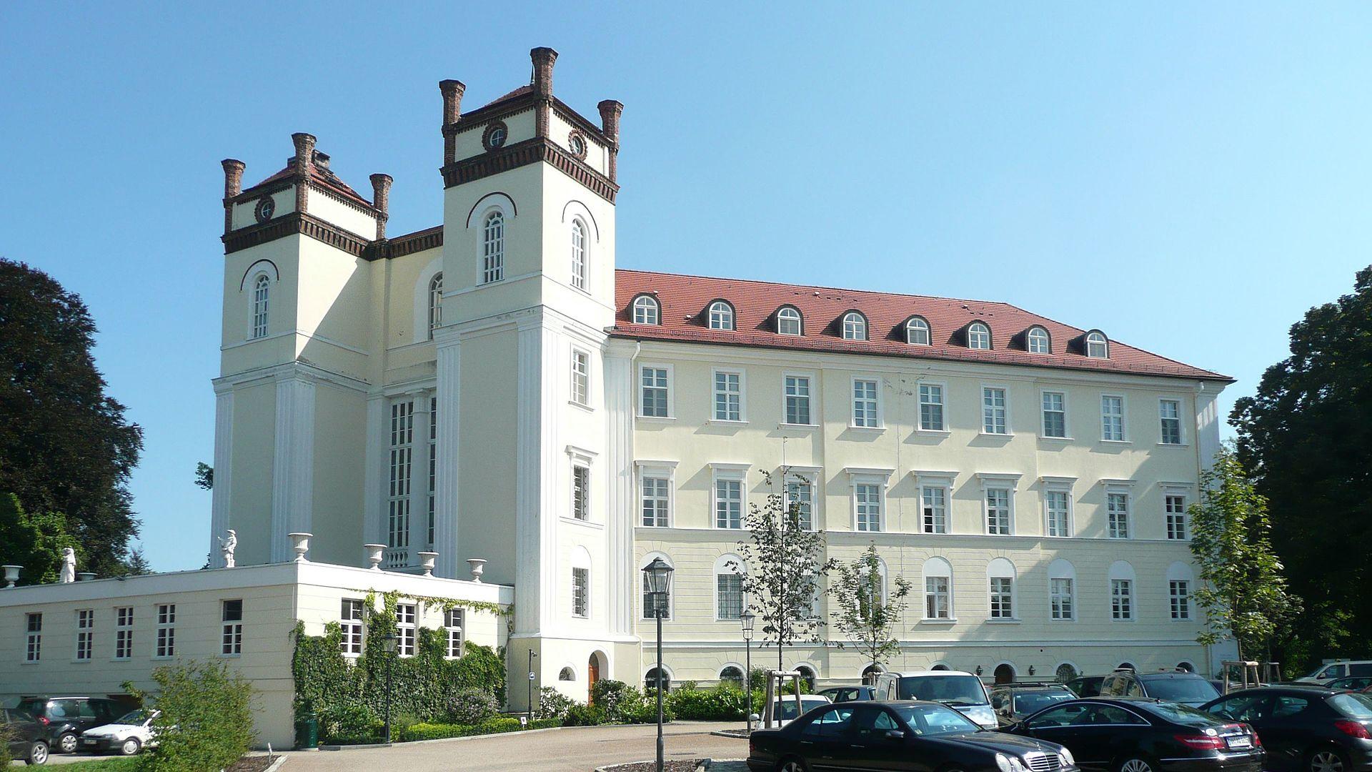 Bild Schloss Lübbenau