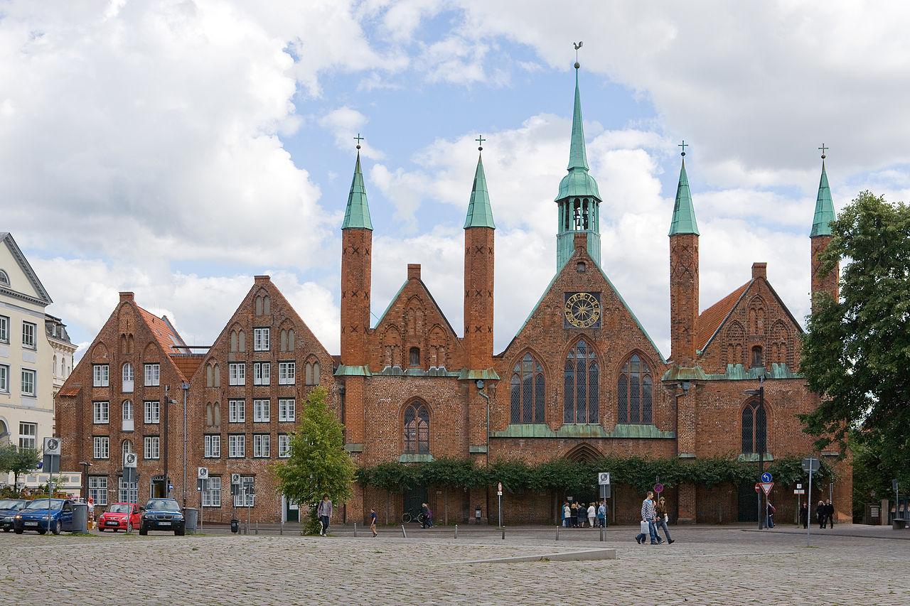 Bild Heiligengeist Hospital Lübeck