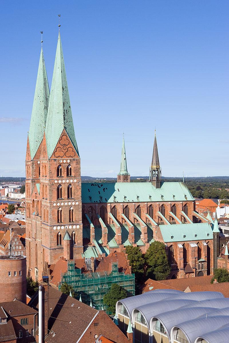 Bild St. Marien Kirche Lübeck
