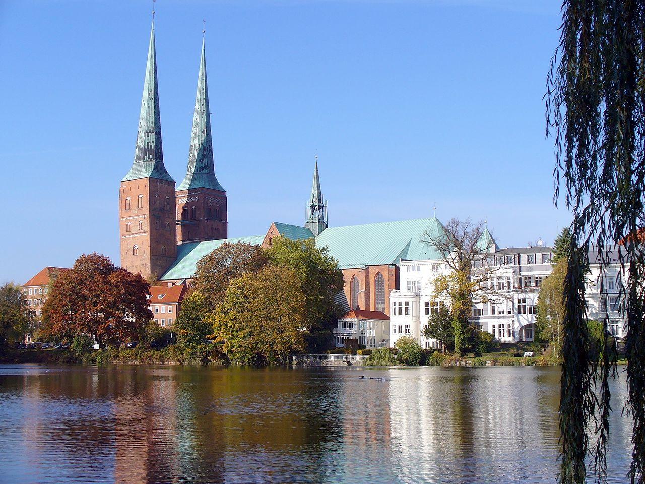 Bild Dom zu Lübeck