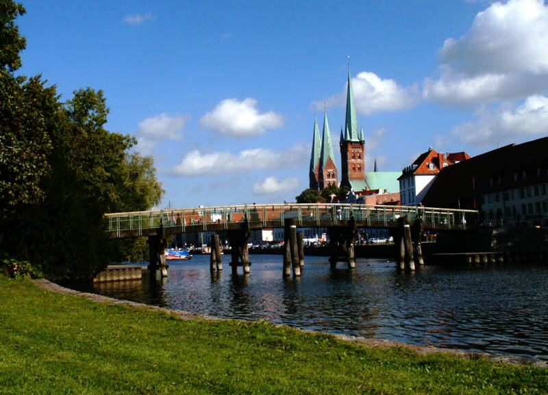 Bild Petrikirche Lübeck