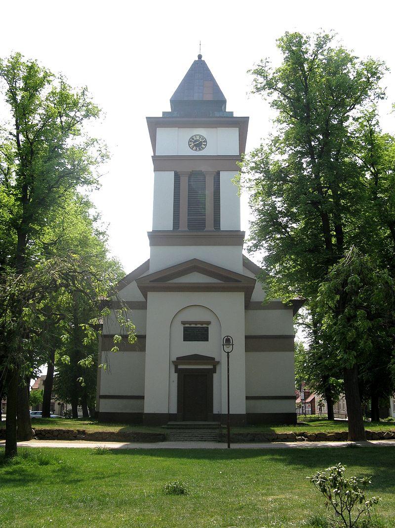 Bild Kirche Lübtheen