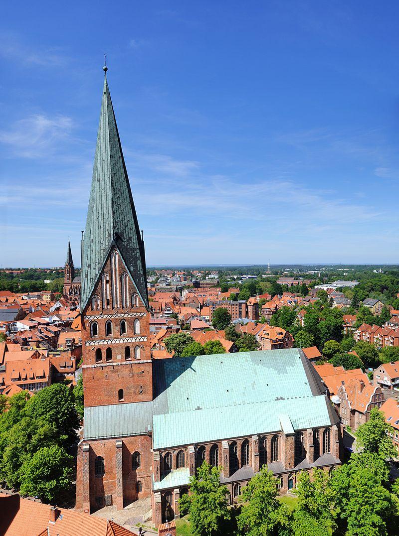 Bild St. Johannis Kirche Lüneburg