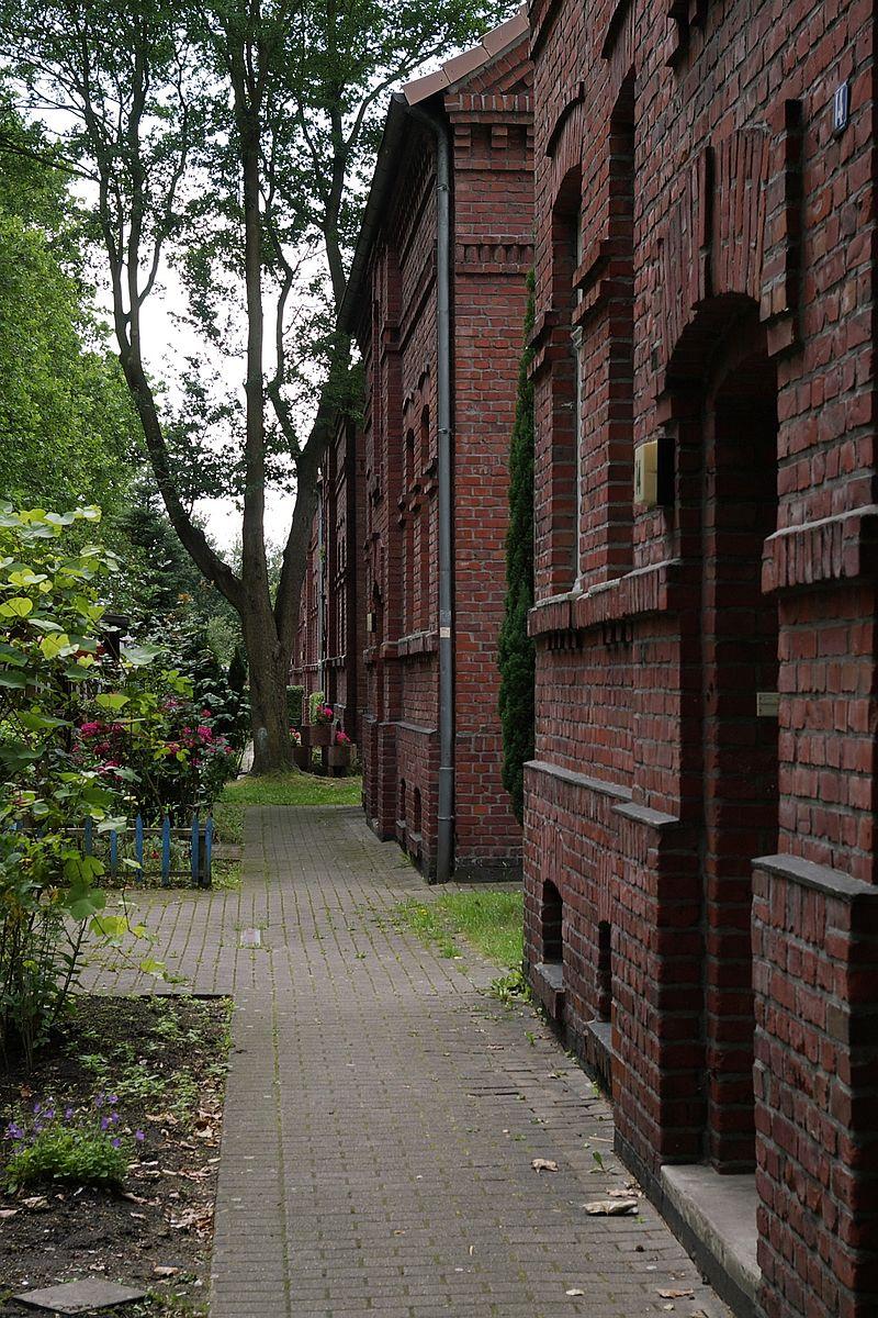 Bild Siedlung Ziethenstraße Lünen