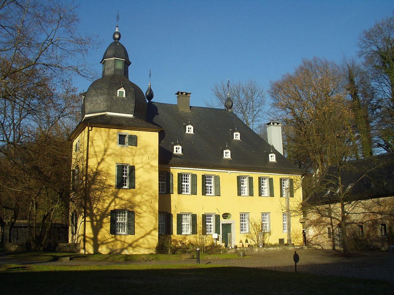 Bild Schloss Lüntenbeck
