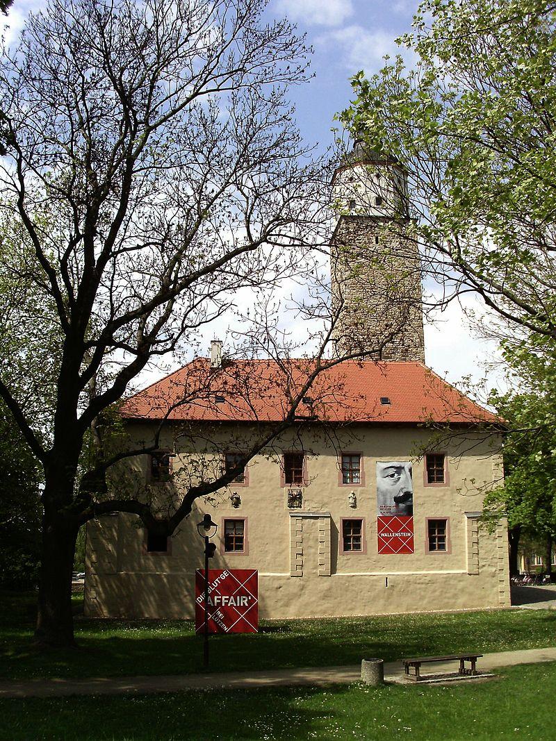Bild Schloss Lützen