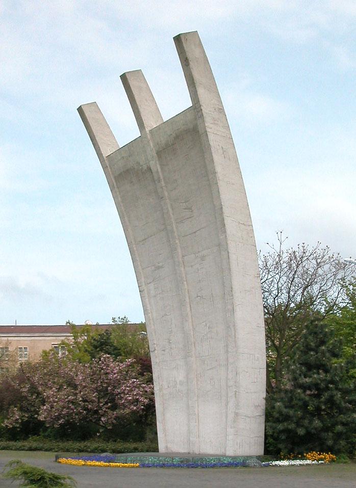 Bild Luftbrückendenkmal Berlin