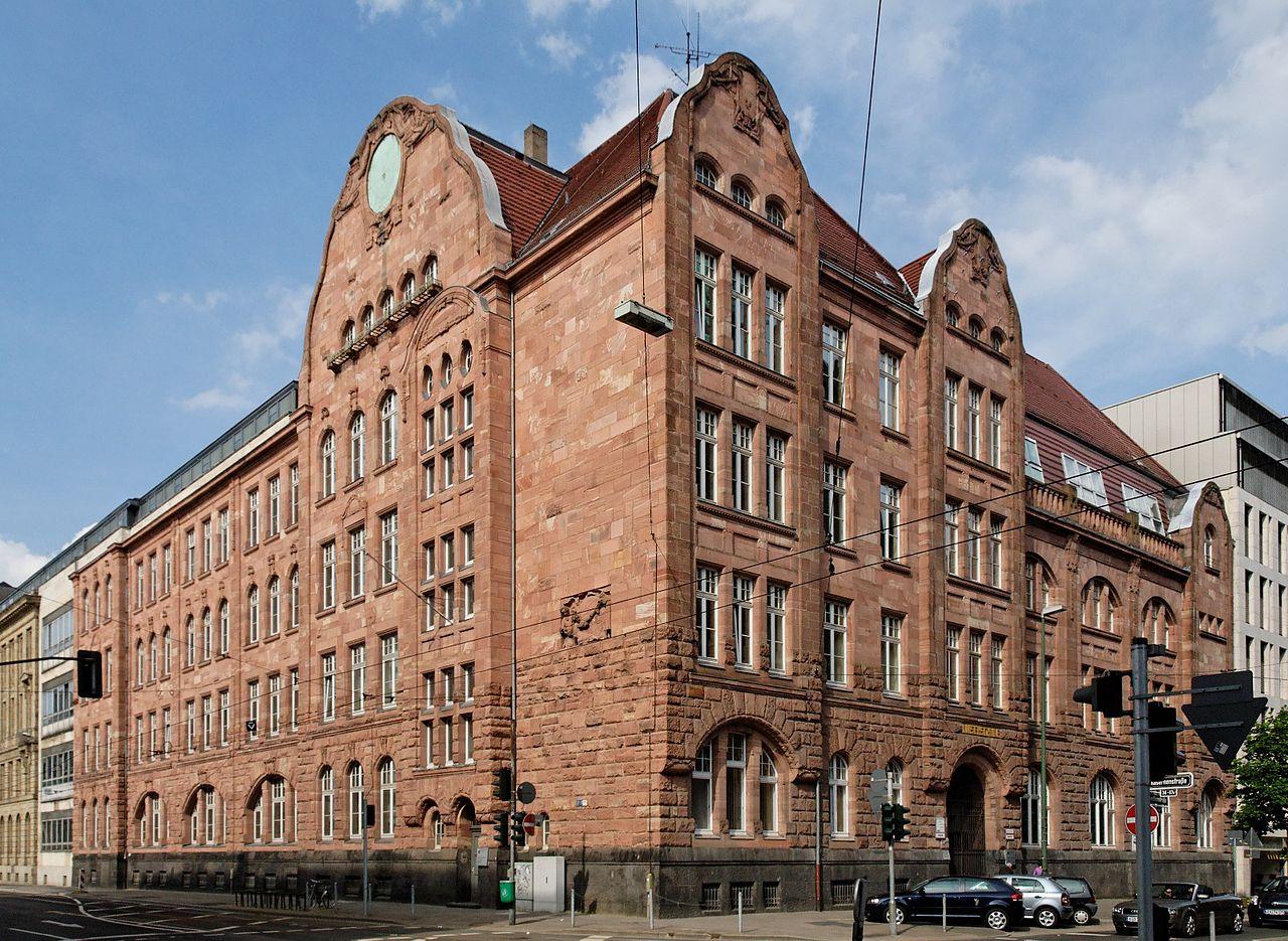 Bild Luisen Gymnasium Düsseldorf