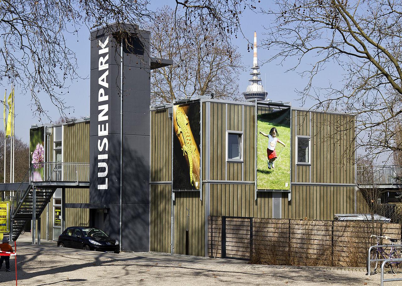 Bild Luisenpark Mannheim