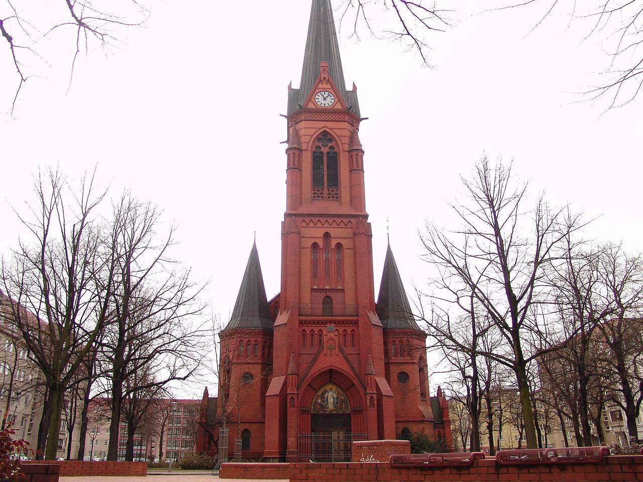 Bild Lukaskirche Leipzig