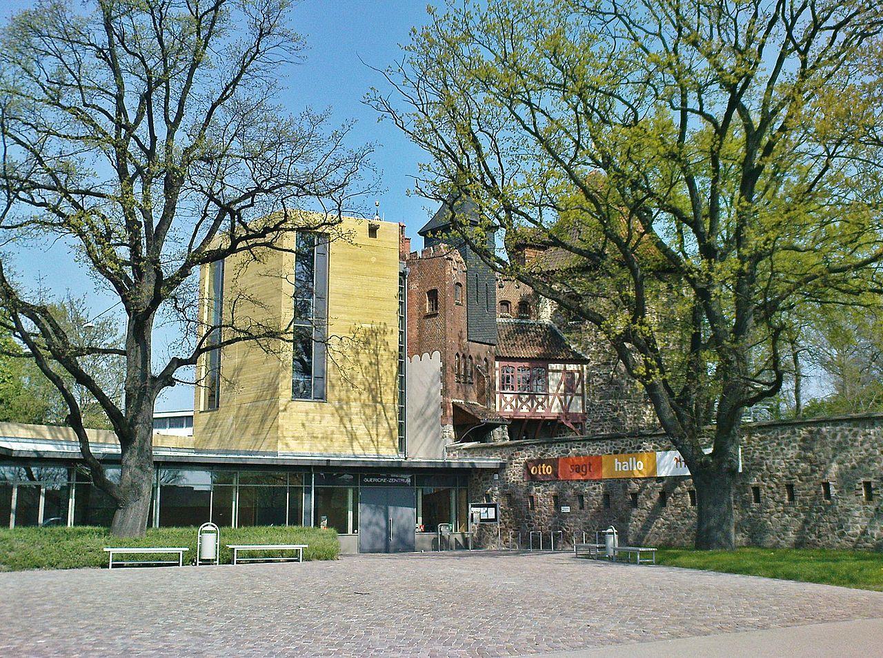 Bild Otto von Guericke Museum