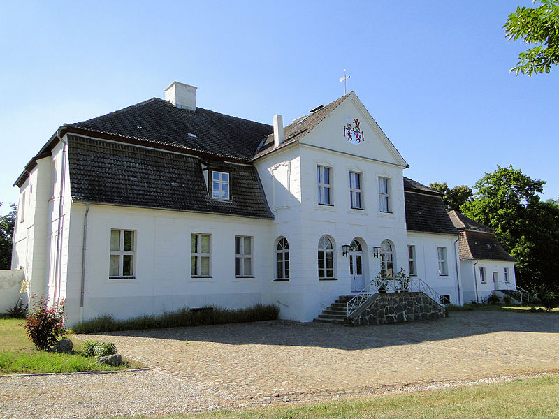 Bild Guthaus Luplow