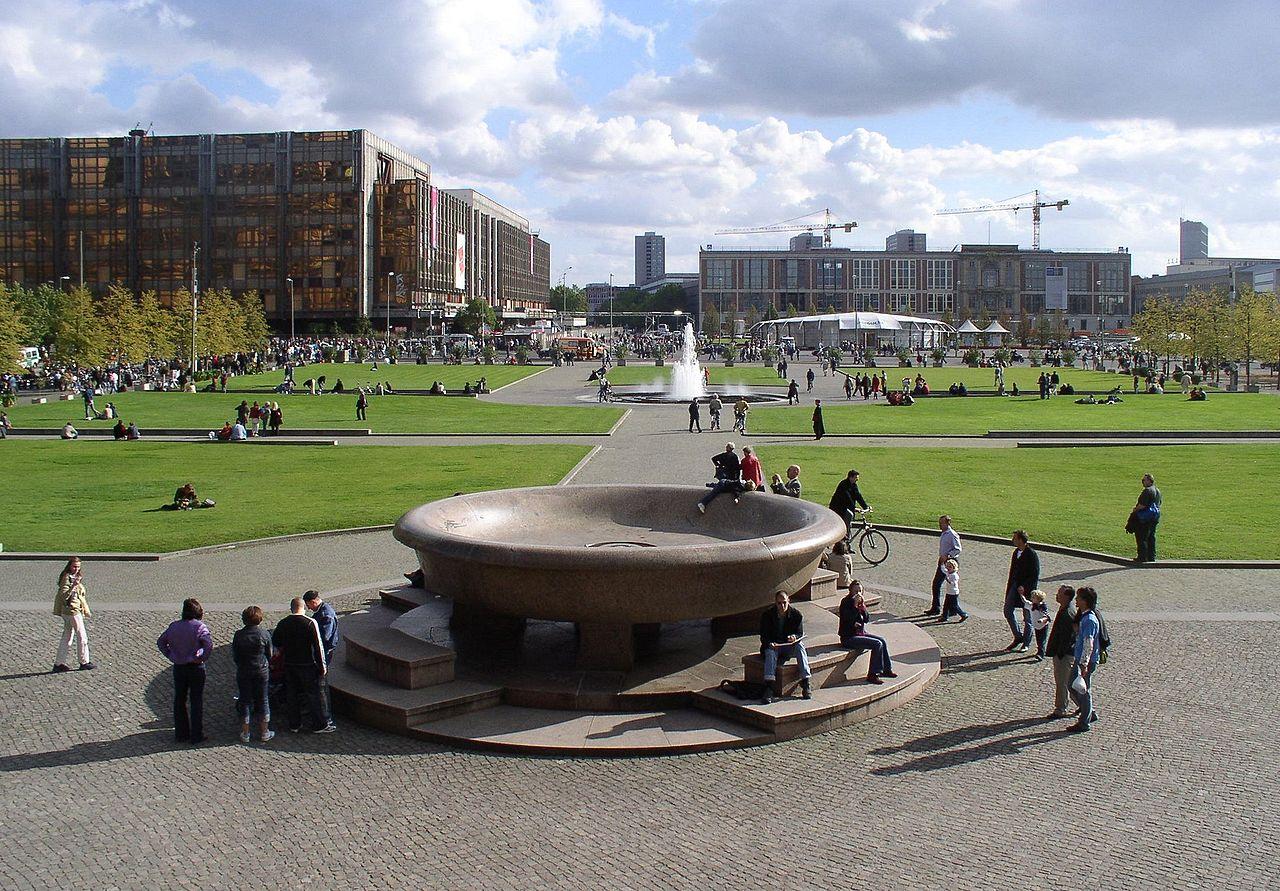 Bild Lustgarten Berlin