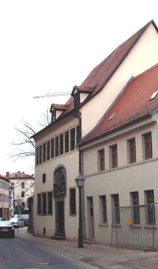 Bild Martin Luthers Geburtshaus Eisleben