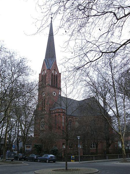 Bild Lutherkirche Oberhausen