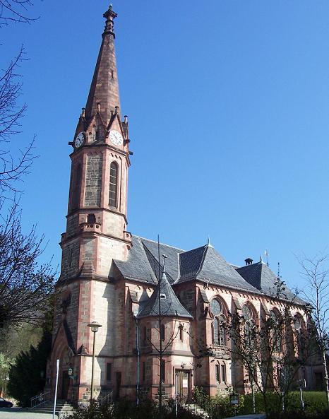 Bild Lutherkirche Rudolstadt