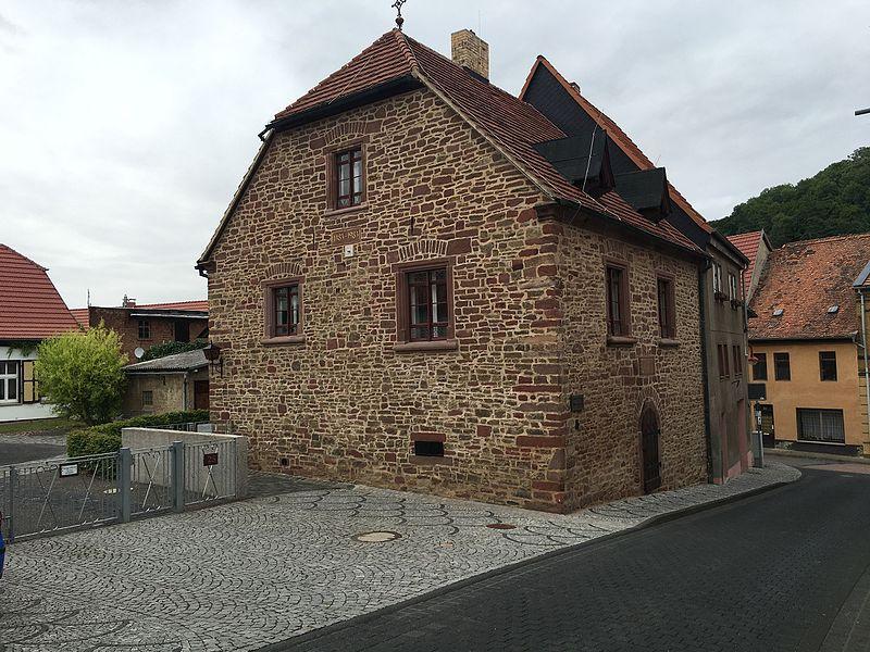 Bild Luthers Elternhaus Mansfeld