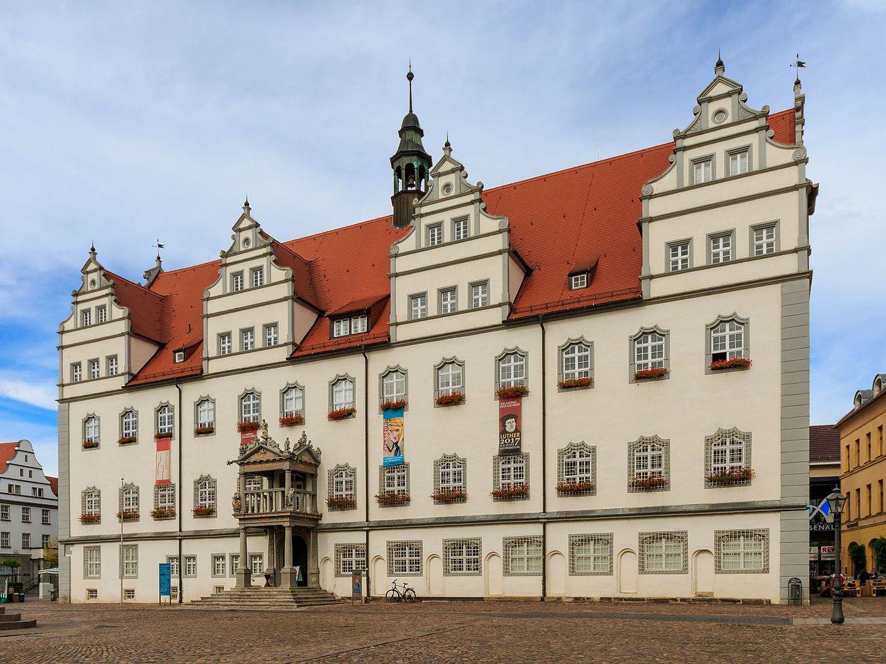 Bild Altes Rathaus Wittenberg