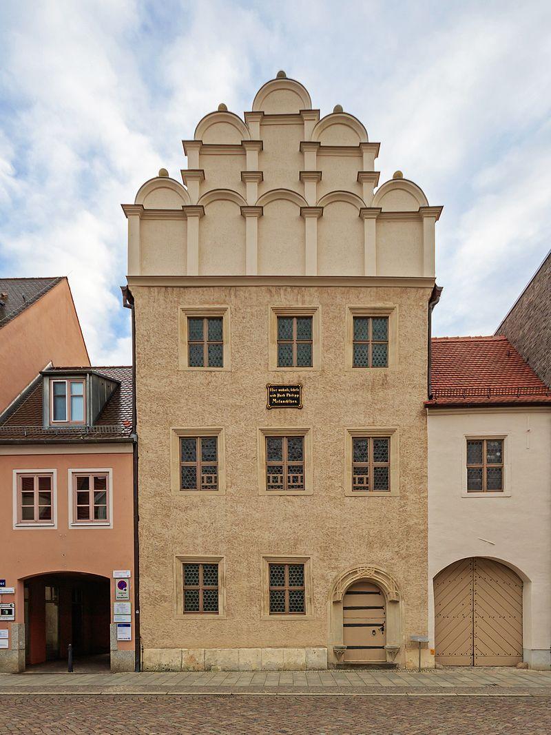 Bild Melanchthon Haus Wittenberg