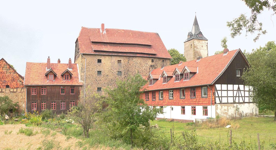 Bild Burg Lutter