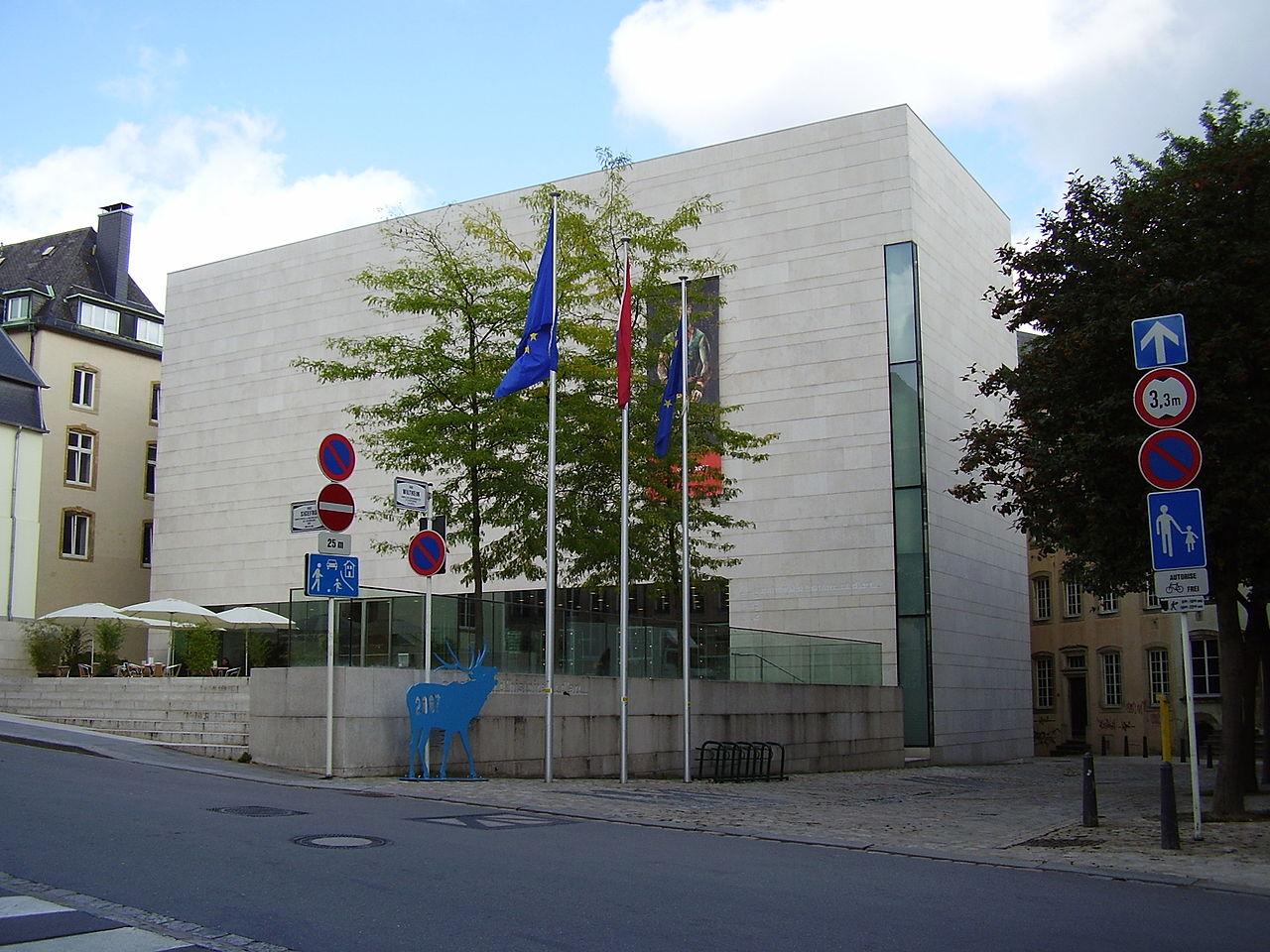 Bild Musée National d'Histoire et d'Art Luxembourg