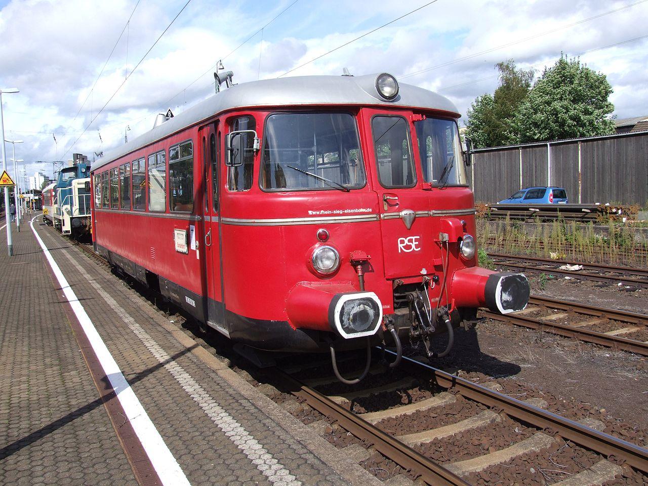 Bild Rhein Sieg Eisenbahn