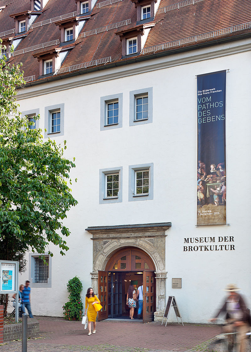 Bild Museum der Brotkultur Ulm