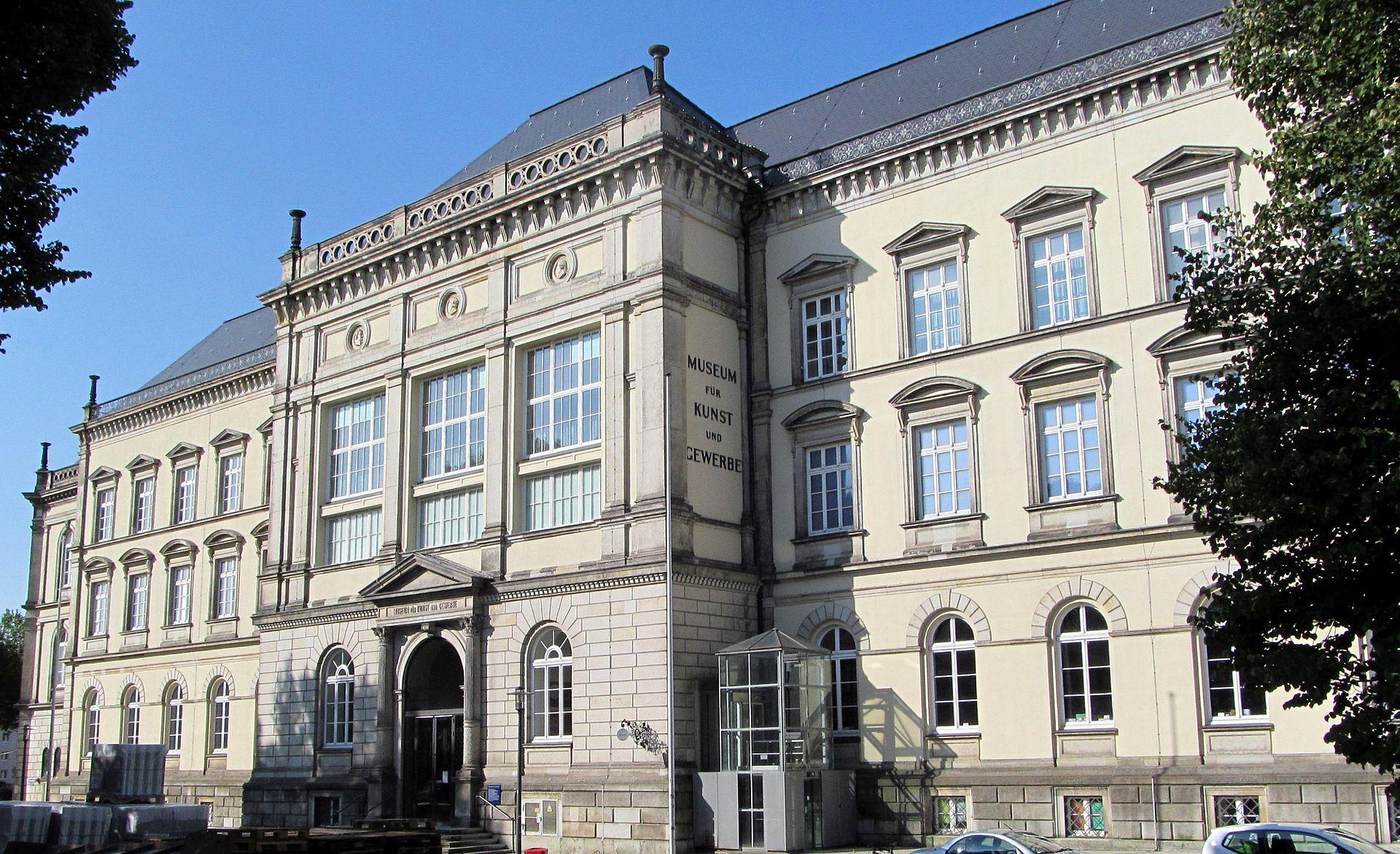 Bild Museum für Kunst und Gewerbe Hamburg