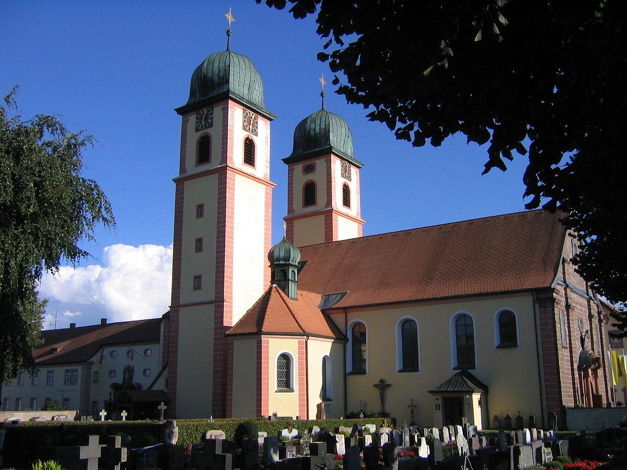 Bild Kloster St. Märgen
