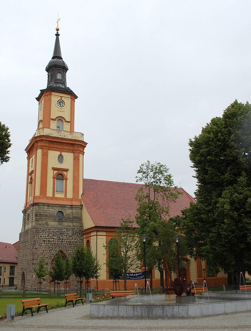 Bild Stadtpfarrkirche St. Maria Magdalena Templin