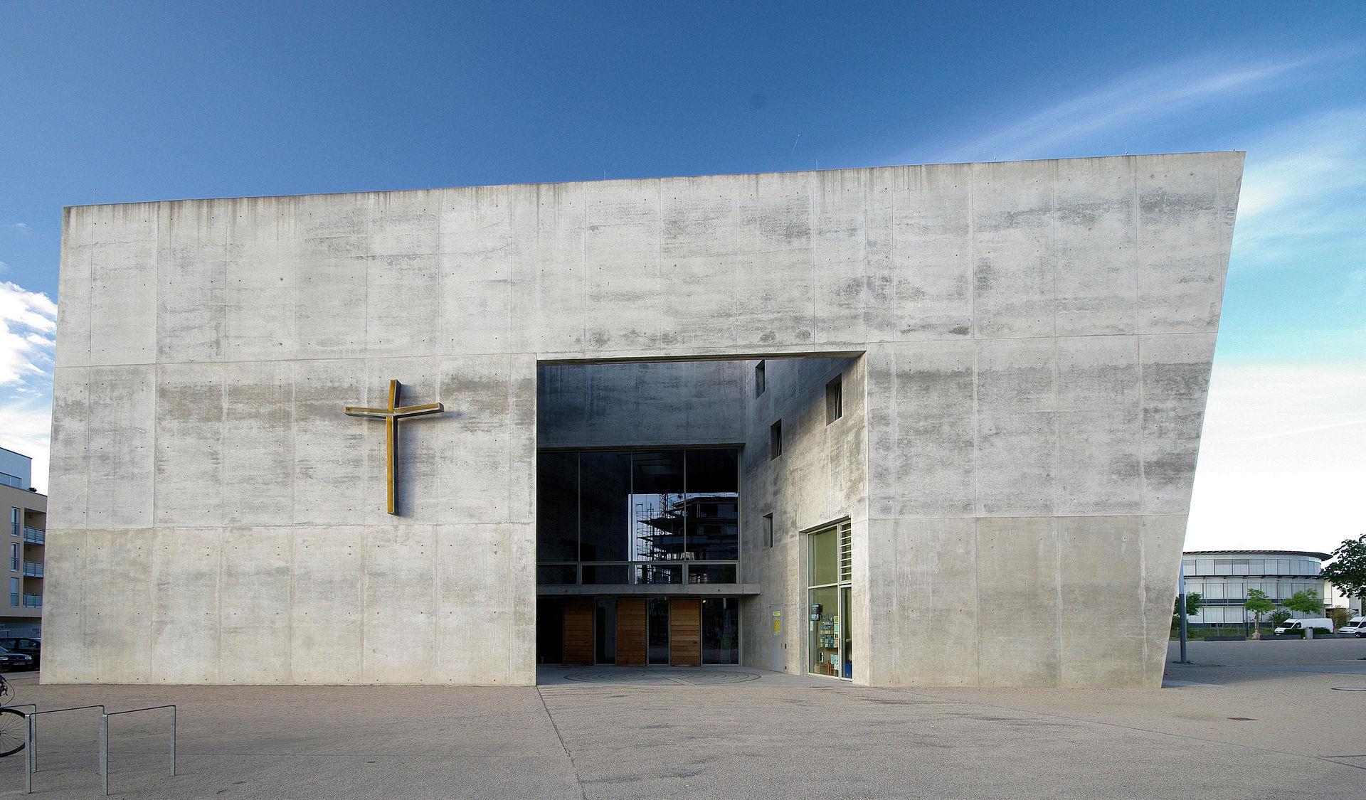 Bild Kirche St. Maria Magdalena Freiburg
