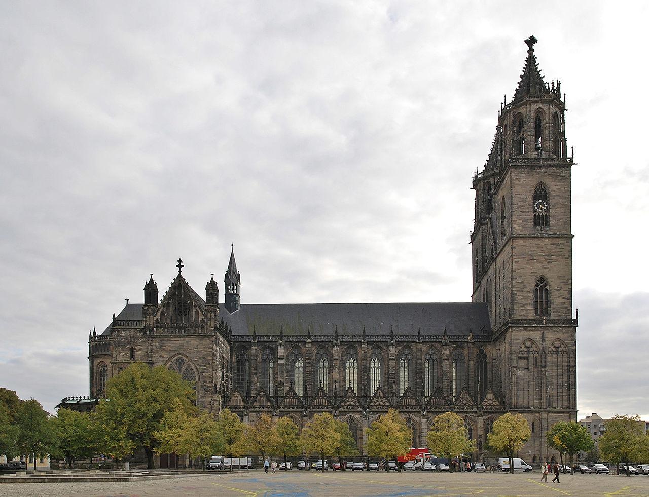 Bild Dom zu Magdeburg