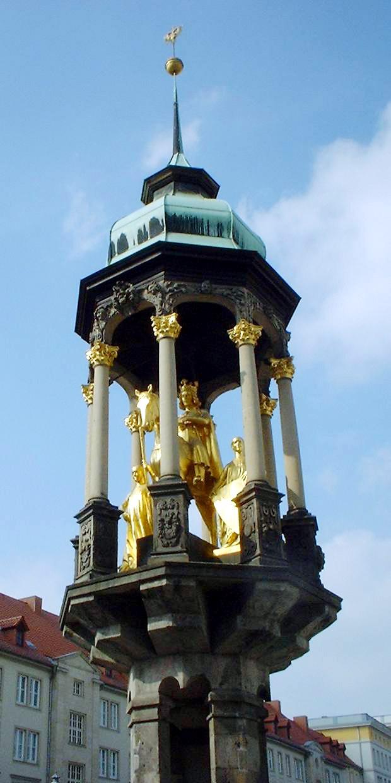Bild Magdeburger Reiter