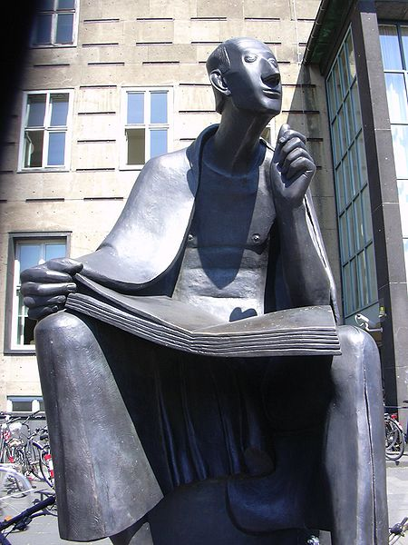 Bild Albertus Magnus Denkmal Köln