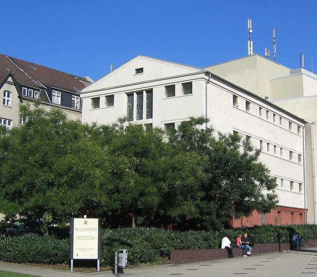 Bild Steinwache Dortmund