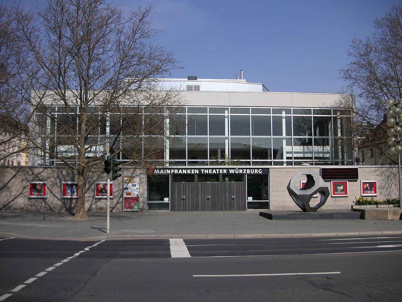 Bild Mainfranken Theater Würzburg