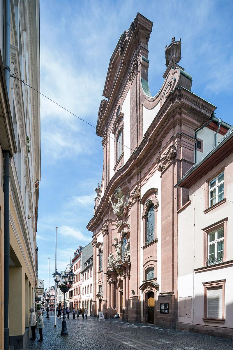 Bild Augustinerkirche Mainz