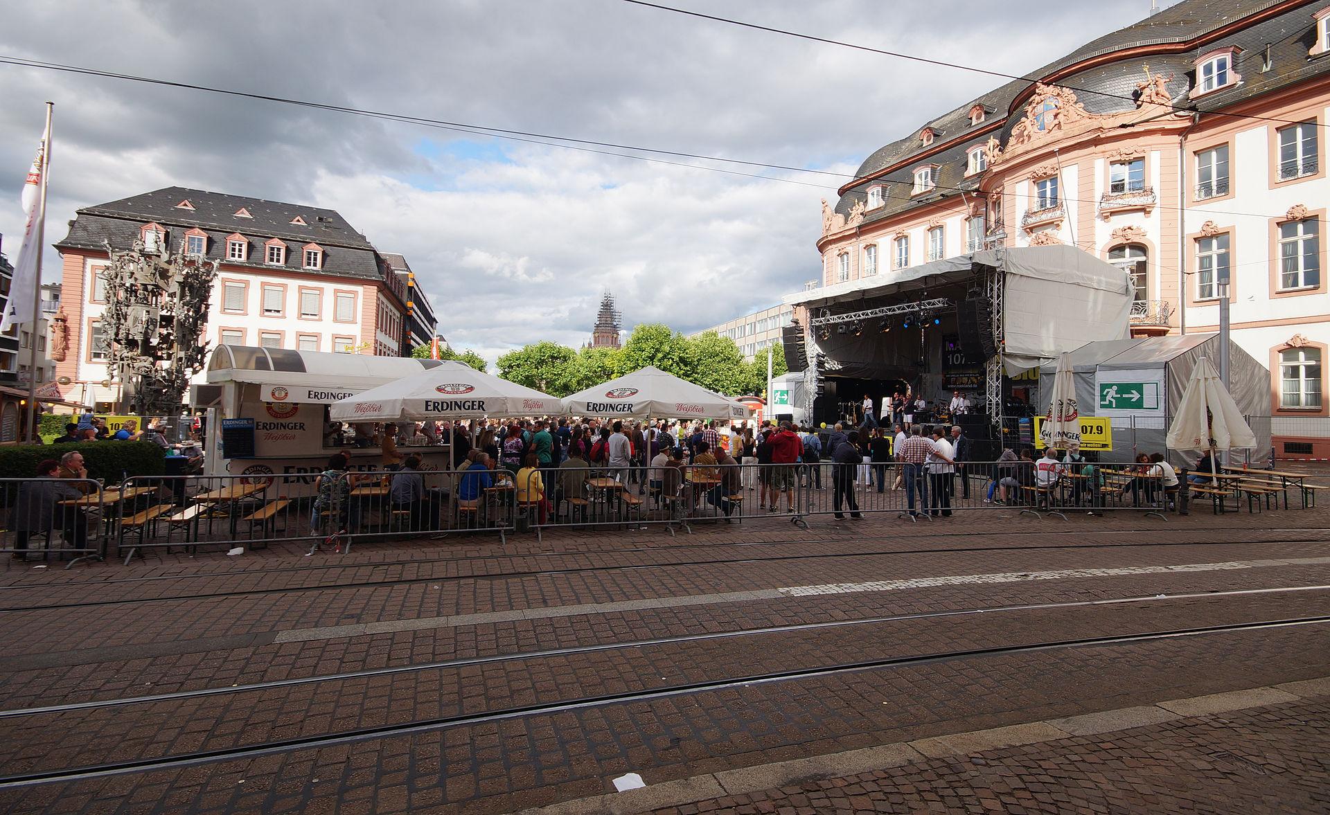 Bild Mainzer Johannisnacht