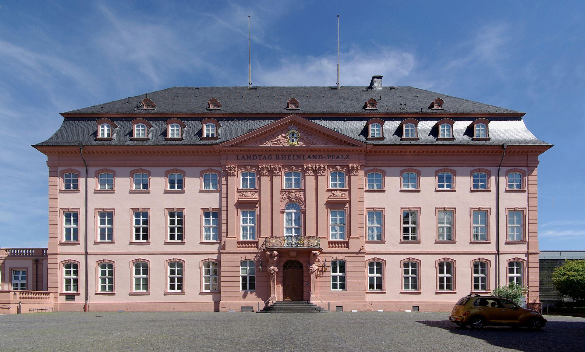 Bild Landtag Rheinland Pfalz Mainz