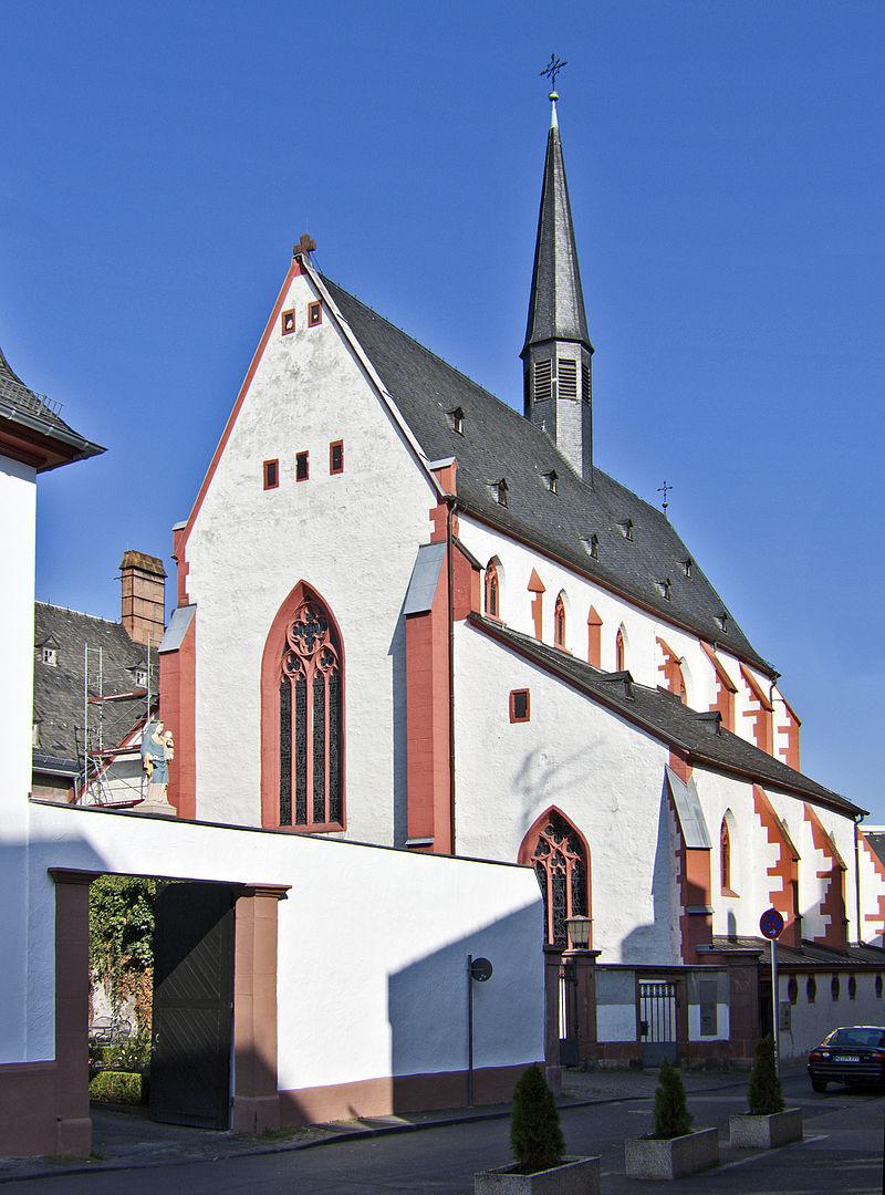 Bild Karmeliterkirche Mainz