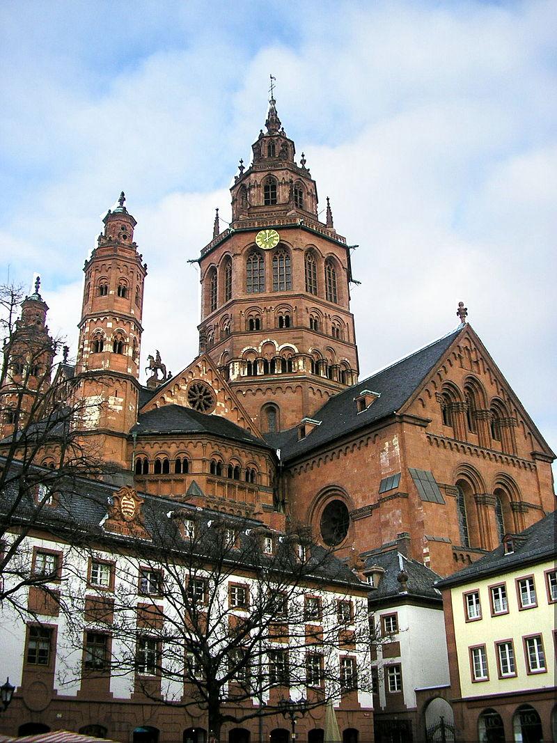 Bild Mainzer Dom