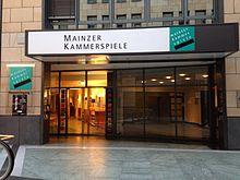 Bild Mainzer Kammerspiele