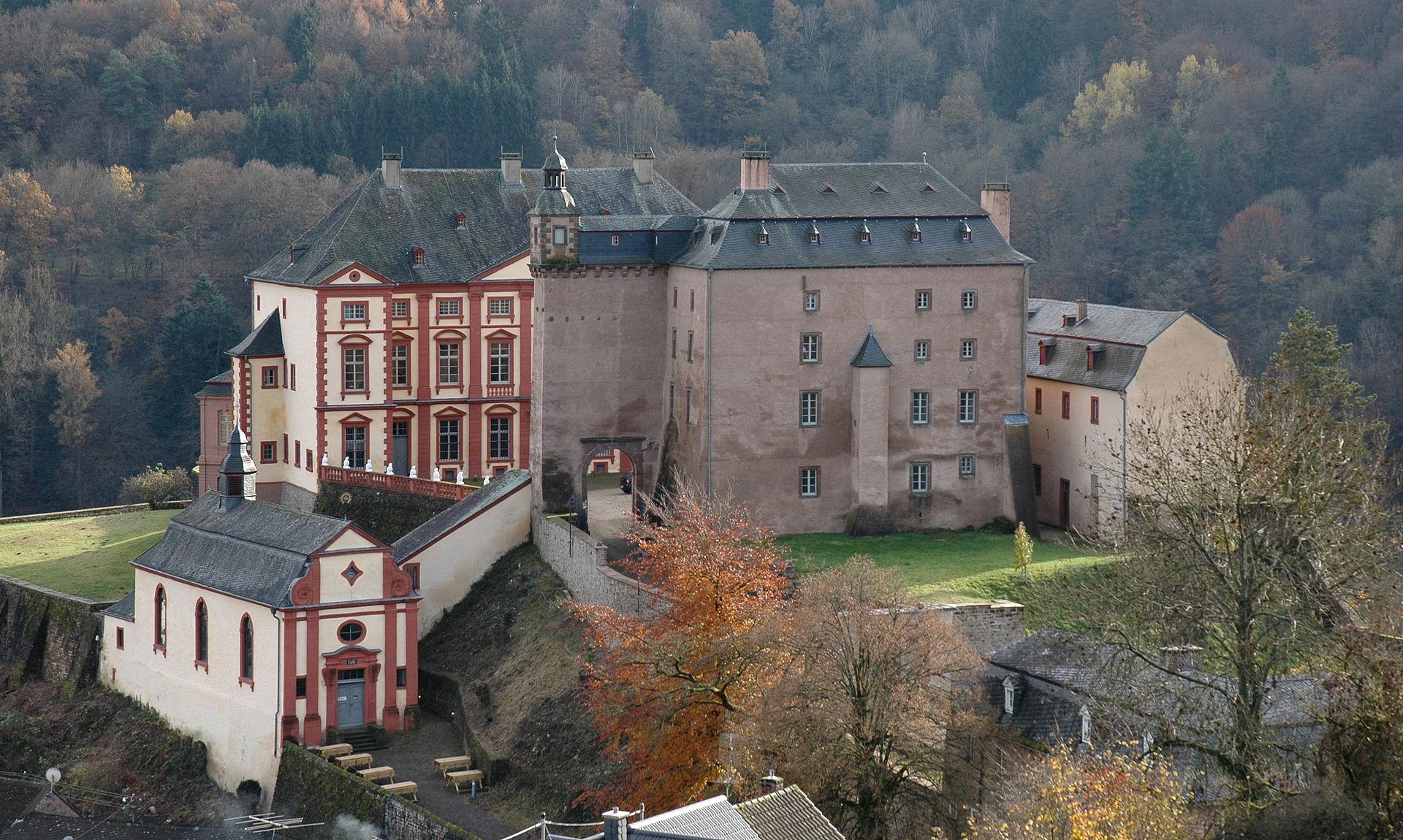 Bild Schloss Malberg