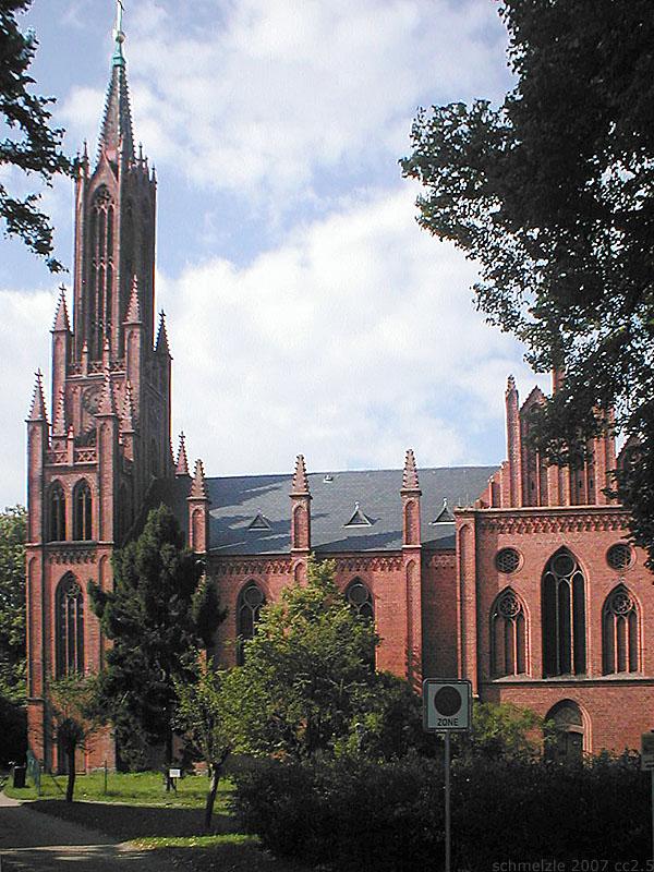 Bild Kloster und Kloster Kirche Malchow
