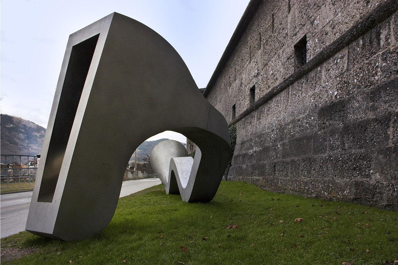 Bild Kunstprojekt Connection Salzburg