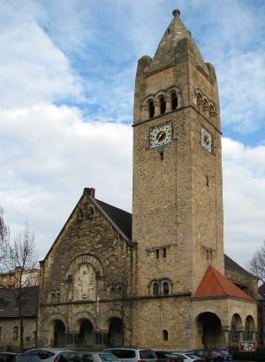 Bild Johanniskirche Mannheim