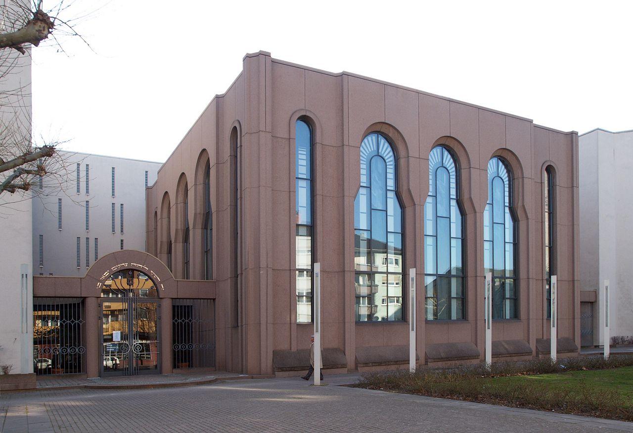 Bild Synagoge Mannheim