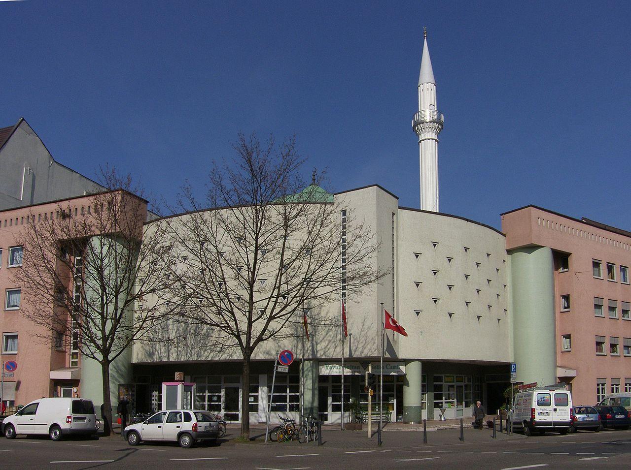 Bild Moschee Mannheim