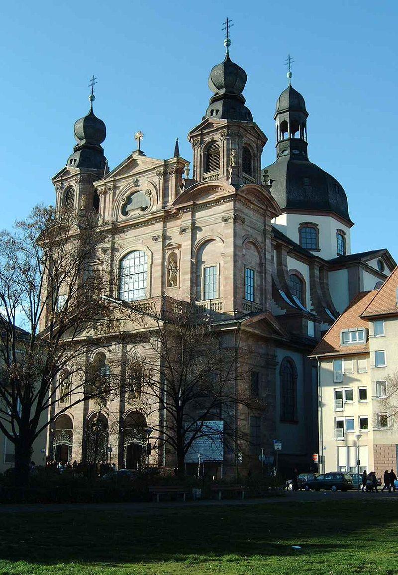 Bild Jesuitenkirche Mannheim